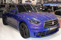 Infiniti fx lease options