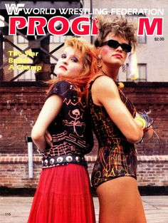 Cyn And Wendi Richter