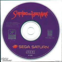 Shining the Holy Ark SEGA Saturn Media