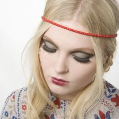 60s flavoured doll-like makeup    #60s #doll #dolllike #makeup