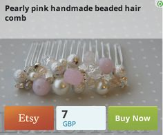 This banner was created for EstherHairJewellery, and got him at least 20 weekly visitors! Check out the BannerPlay app at: https://www.etsy.com/apps/7480312280/market-your-products-using-stunning