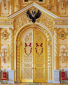 Grand Kremlin Palace, Russia                                                                                                                                                                                 More