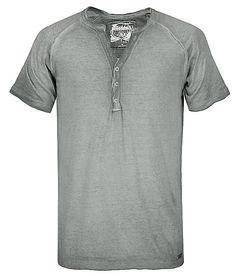 Buckle Black Talkin Bout You Henley T-Shirt