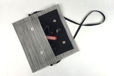 Stare na nowe #7 - Jak uszyć kopertówkę z podkładki na stół?