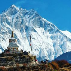 Nepal, Great Places, Places To See, Everest Mountain, Travel Around The World, Around The Worlds, Monte Everest, Camp Trails, Everest Base Camp Trek