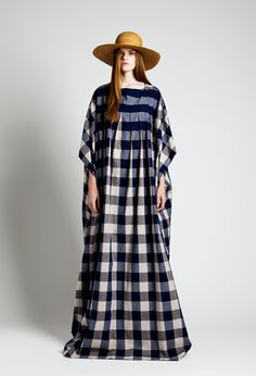 Sun Hat and Petal Dress | Samuji SS14 Classic Collection