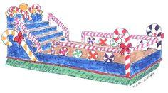 1000 images about Parade floats on Pinterest #2: 5f6d728e e e42fd3
