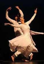 classical indian dancers (kathak)