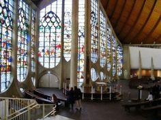 Church of Joan of Arc Interior
