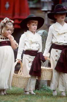 Prince Harry as pageboy at the wedding of Viscount Althorp and Victoria Lockwood