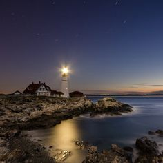 Lighthouse Bliss
