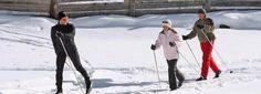 Schnessicherheit garantiert beim Langlaufen in der Ferienregion Reschenpass Outdoor, Long Distance, Ski Trips, Winter Vacations, Outdoors, Outdoor Games, The Great Outdoors
