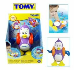Tomy Splashy The Penguin from #norooni
