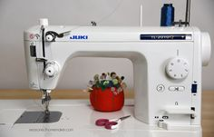 This review of my new Juki TL-2010Q sewing machine is a little late, but I wanted to sew on the machine for a bit before I gavean honest review. Of course, there's always a little story that goes along with a review. For several months last year I debated back and forth about purchasing a …