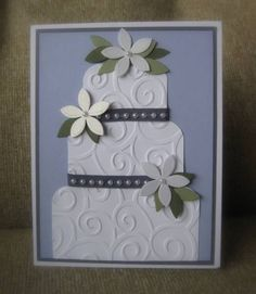 Wedding Shower Invitations... I would get in Ivory