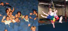 Children's Gymnastics Birthday Parties : Tigard, Oregon : Metro Gymnastics Center