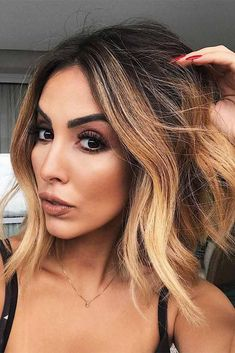 Incredible Looks with Balayage for Your Inspo