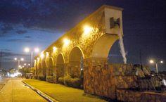 Acueducto de Saltillo,Coahuila,México // Historical aqueduct in Saltillo,Coahuila,Mexico