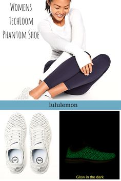 e6ca6ce6b5fd5 lululemon Womens TechLoom Phantom Shoe Glow in the dark Athletic Shoe   lululemon  activewear