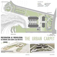 The Urban Carpet: An Addition to the Salk Institute   James Sloan   Archinect