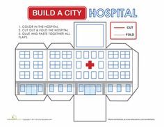 Collborate and build my own hospital...the only one of its kind in the world