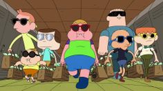 pictures of clarence cartoon network | ... Clarence episode! It all starts Monday afternoon at 4/3c on Cartoon