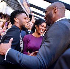 Kobe Bryant Family, Kobe Bryant Nba, Gary Owen, Black Panther Chadwick Boseman, Kobe Bryant Pictures, Kobe Bryant Black Mamba, Black Actors, Black Panther Marvel, James Brown