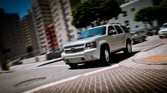 2014 Chevrolet Tahoe SUV Wallpaper