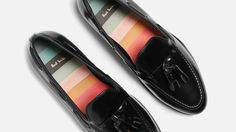 New Year, New Shoes   Why your resolutions this January should start with your feet: http://mr-p.co/aNpOH9