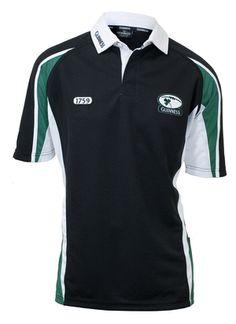 Ralph Lauren Rugby Polo Shirt RLFC Crâne /& Os custom slim fit M//XL//XXL