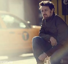 Man of Style: James McAvoy May Have a Filthy Mouth, But All We Can Focus On Are His Soulful Blue Eyes from InStyle.com