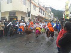 Fiestas tradicionales de Baños