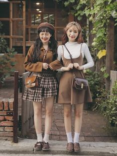15 Korean Fashion Styles To Fall In Love With - Gorgeous fall korean outfit