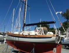 Bristol - Channel Cutter Sailboat for sale in United States :: Bristol Channel, Sailboats For Sale, Yacht Builders, Sailing Ships, Around The Worlds, United States, Ocean, Spirit, The Ocean