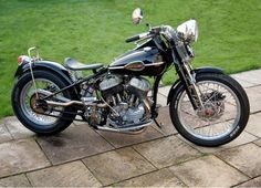 1943 Harley Davidson