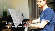 Yiruma - Chaconne | Piano Cover | na klavír | by PianoKos