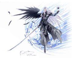 Sephiroth3 #anime #manga