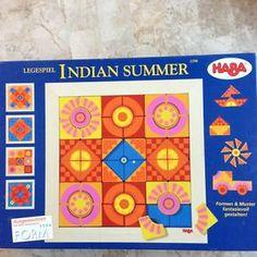 Haba-Indian-Summer-Magnetic-Arrangement-Game-likenew-Creative-Thinking