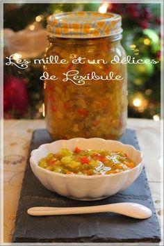 Vinaigrette, Chutney, Salsa, Pickles, Good Food, Frozen, Canning, Vegetables, Ethnic Recipes