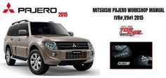 Nice Mitsubishi 2017: Cool Mitsubishi 2017: Mitsubishi Pajero 2008-2015 Workshop Manual: Mitsubishi Pa... Check more at http://cars24.top/2017/mitsubishi-2017-cool-mitsubishi-2017-mitsubishi-pajero-2008-2015-workshop-manual-mitsubishi-pa/