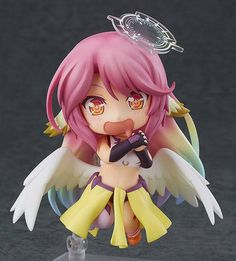 Jibril as a nendoroid.... my life is complete