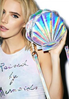 Hologram Shell Shoulder Bag sold by Tony Moly Store. Shop more products from Tony Moly Store on Storenvy, the home of independent small businesses all over the world.
