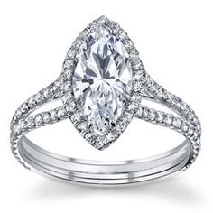 Thinking about having my wedding ring melted down and reshaped into something like this!