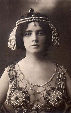 The extraordinary life of Maud Allen: Seductive US dancing girl who was sued for being too lewd, outed as a lesbian, and fled London after being branded a German spy who was sleeping with the prime minister's wife.