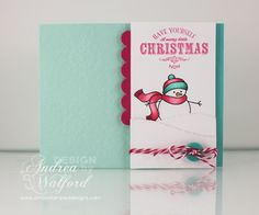tremendous treats. maybe a small card?  Merry Little Christmas Papertrey Ink Card