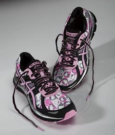 These look fun! I could always use another pair of work out shoes.