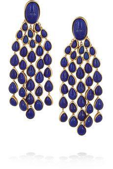 Aurelie Bidermann Earrings. Must buy.