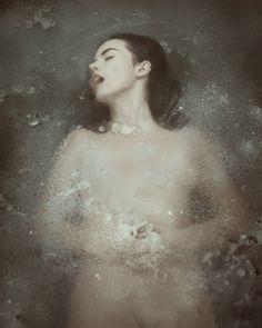 MARIA SVARBOVA * Slovakia * http://www.mariasvarbova.com/ ** photography ~ black n white ~ lady