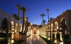 Palais Namaskar - Oetker Collection's newest hotel in Marrakech, Morocco Morocco Hotel, Marrakech Morocco, Marrakech Hotels, Paris Hotels, Hotels And Resorts, Best Hotels, Luxury Hotels, Luxury Villa, Fine Hotels