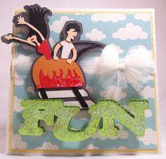Cricut Chick: August 2011